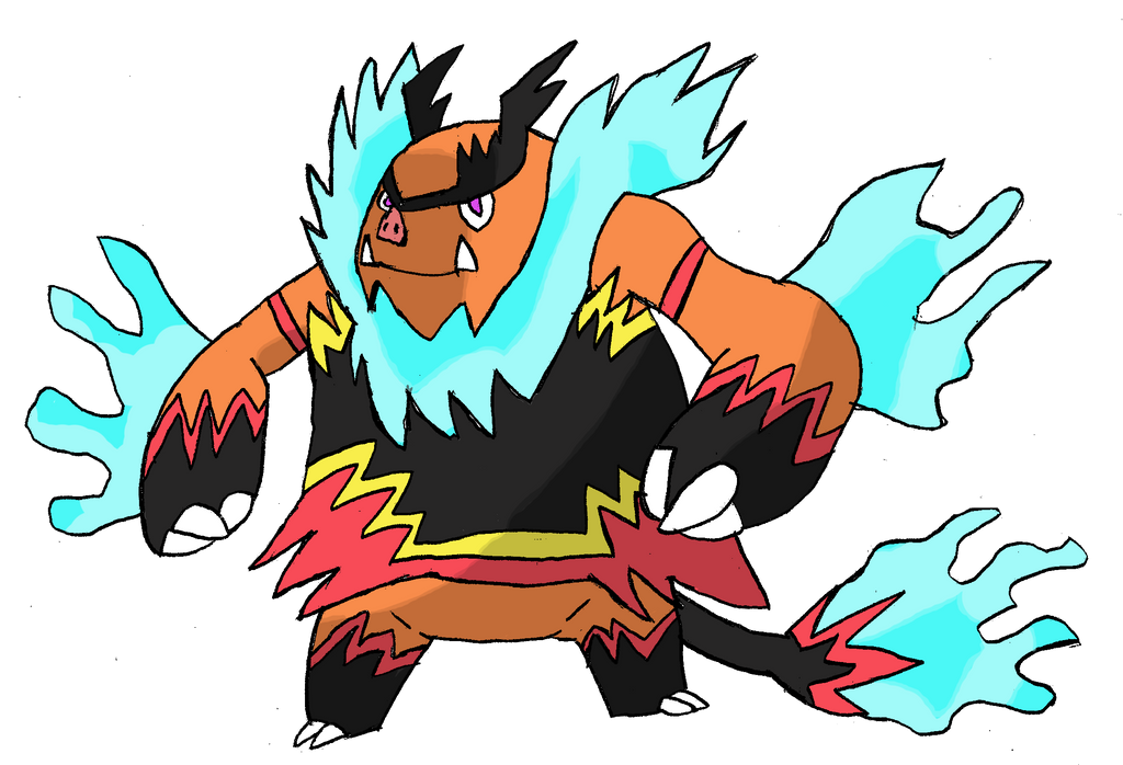 emboar mega evolution card - photo #44