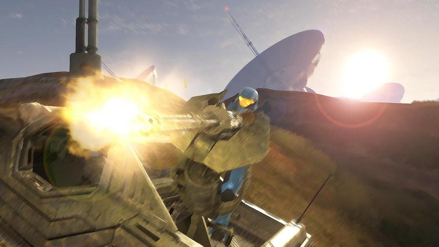 Halo 3 Funny Screen Shots - YouTube