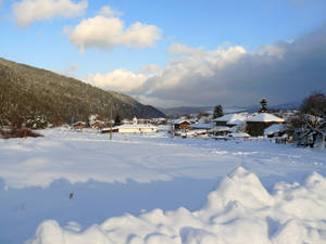 Winter in the Mountains2