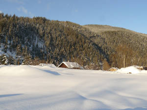 Winter in the Mountains3
