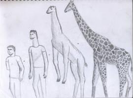 Giraffe Morph by Mike-Obee-Lay