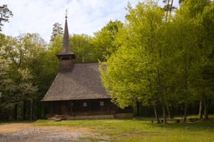 Maramures wooden church