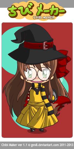 Scarlett Lily Potter by frostbitepotter99