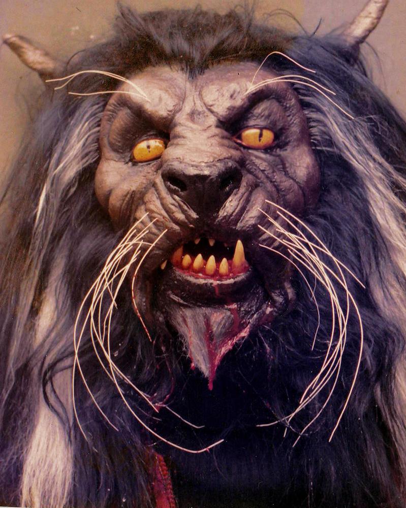 Thriller Cat Werewolf Make Legrande Deviantart