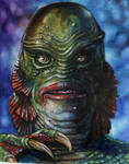 CREATURE FROM THE BLACK LAGOON A2