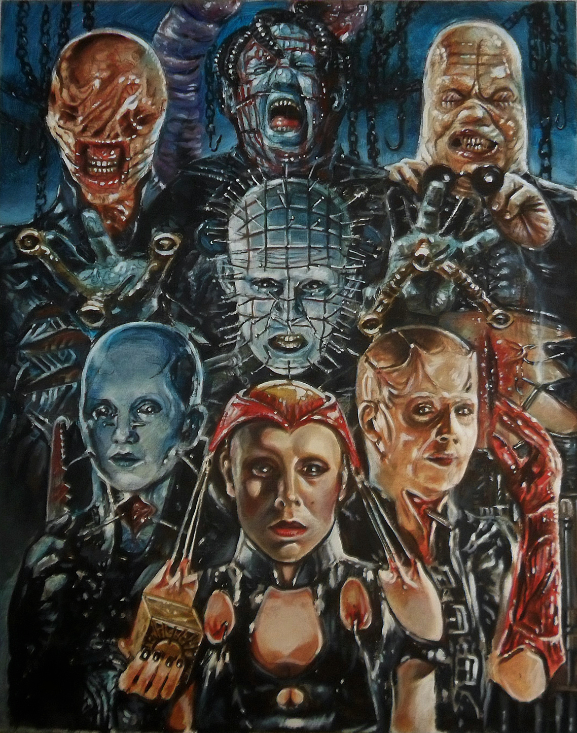 hellraiser cenobites a2 by legrande62 on deviantart