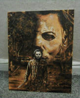 HALLOWEEN  MICHAEL MYERS  A2 by Legrande62