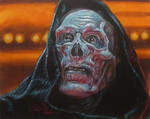 MASTERS OF THE UNIVERSE MOVIE  SKELETOR A2