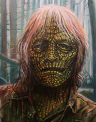 SWAMP ZOMBIE A1 by Legrande62