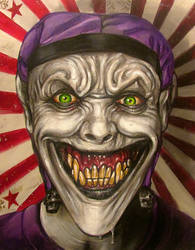 DEMON JOKER  A1 by Legrande62