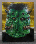 TWO FACED ORC  A2