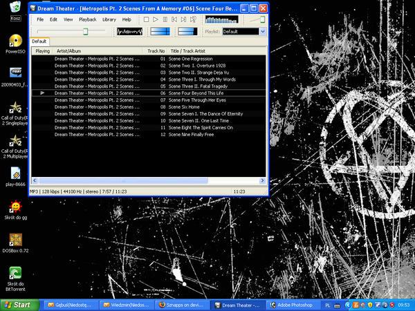 Desktop by Sznapps