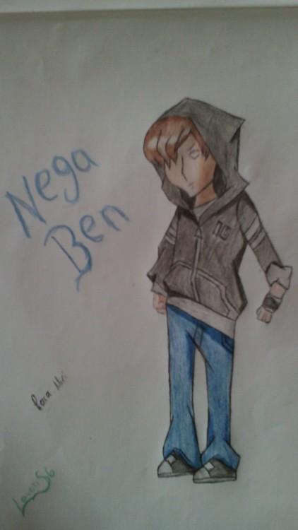 Nega Ben by laven89