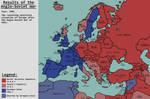 EU vs. SU Map 1991