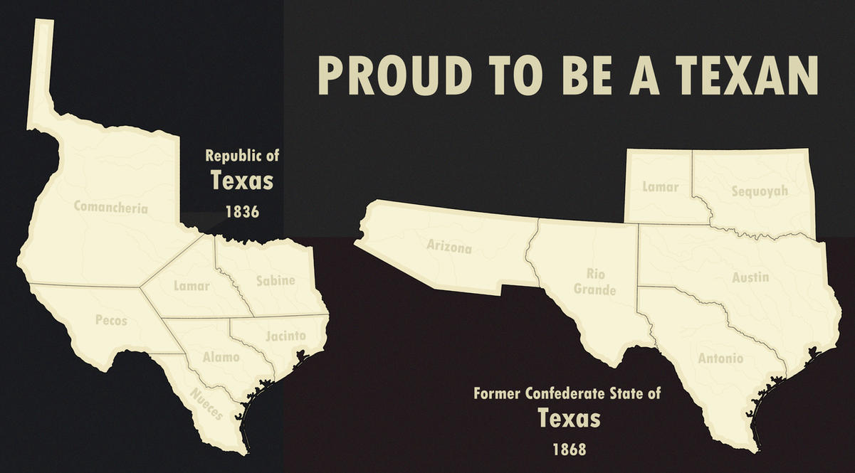 Proud to be a Texan by DaFreak47