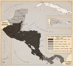 Territorial Evolution of Central America