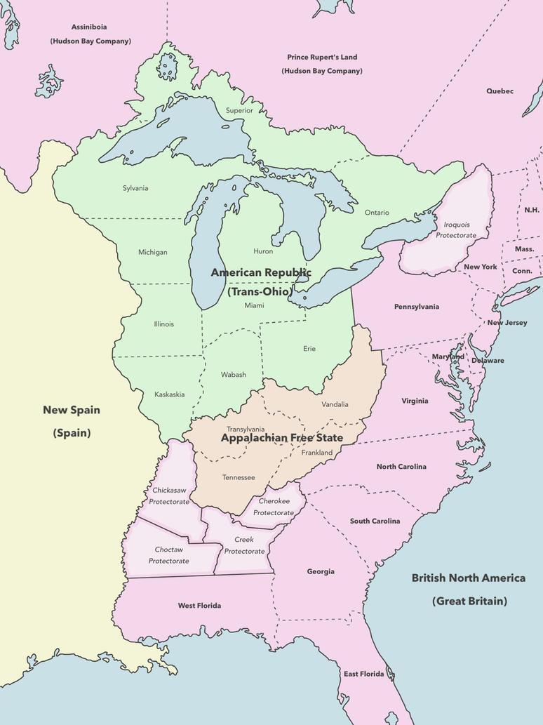 Fredonian Republics (iPad Idea #10) by DaFreak47