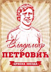 Vladimir Petrovic Pizon!