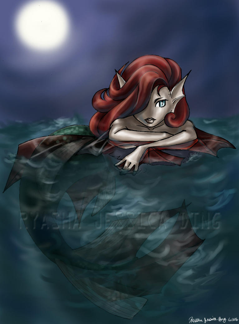 The Little Mermaid by Ryasha
