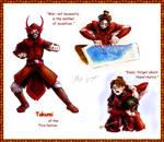 Avatar OC: Takumi