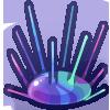 Dye Urchin by TheAnubianEmpire
