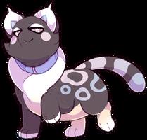 A3 - 291 Sherbert Cat by capriamasterlist
