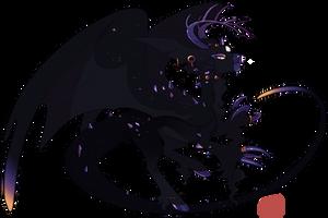 AC - 155 Night Godess by capriamasterlist