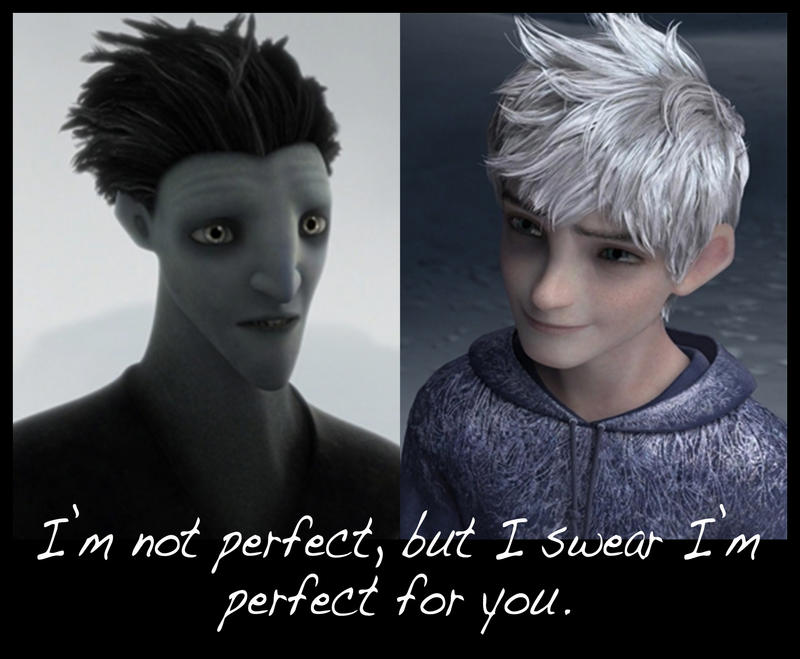 I'm Not Perfect - BlackIce by LivingWorkInProgress
