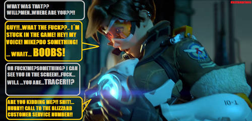 TG CAPTION (TRACER) by dastanprince