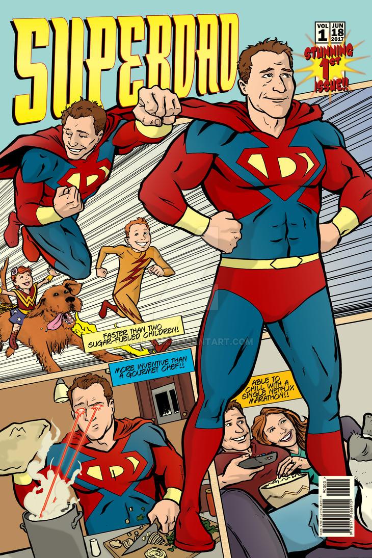 Superdad! by KyleIAM