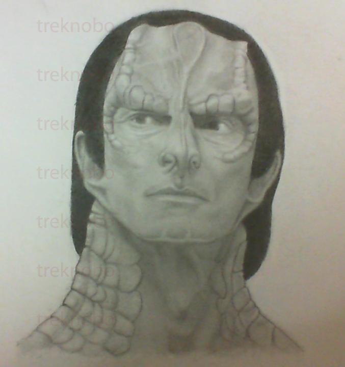 Cardassian: Gul Dukat by treknobo
