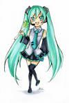 Vocaloid: MIKU