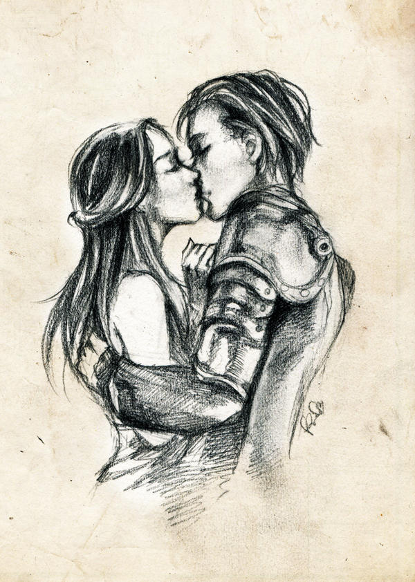 Romeo + Juliet by leaair on DeviantArt