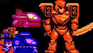 NES palette stuff by DylanDurmeier