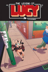 The Legend of Lucy Issue 1
