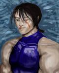 Kairi - Street Fighter by argeiphontes