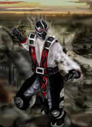 Smoke - Mortal Kombat Armageddon by argeiphontes