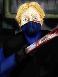 Doctrine Dark Street Fighter EX by argeiphontes