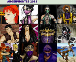 My art for 2013