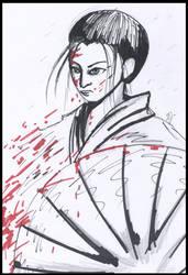Lady Snow Blood
