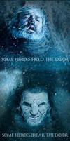 Hodor and Wun Wun