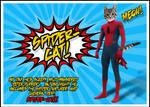 Spider-Cat!!