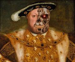 Henry VIII - Medieval Terminator by JackieCrossley