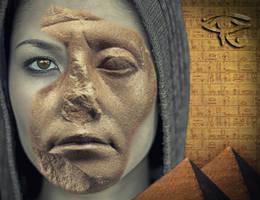 Egyptian Transformation by JackieCrossley