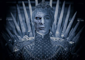 Who Will Sit on the Iron Throne? by JackieCrossley