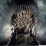 Three-eyed Raven On The Iron Throne
