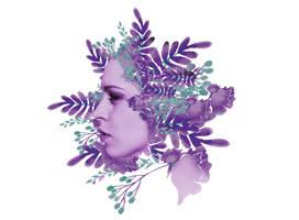 I Shall Wear Purple by JackieCrossley