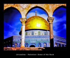 Jerusalem, Dome of the Rock4