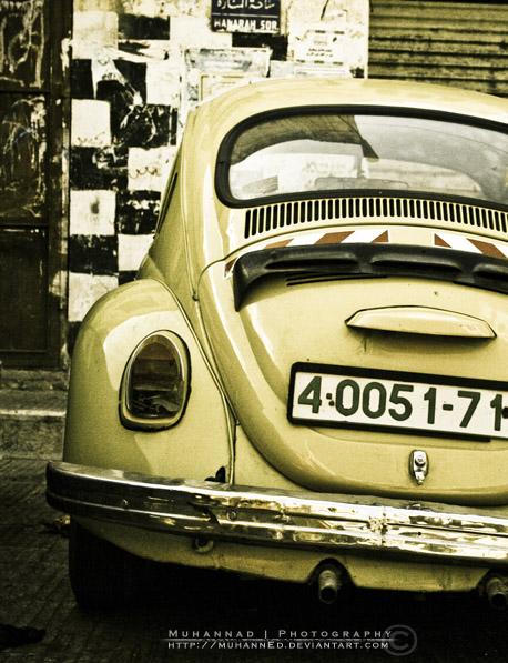 Beetle 1971 by Palestine-Club