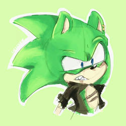 Scourge is cool
